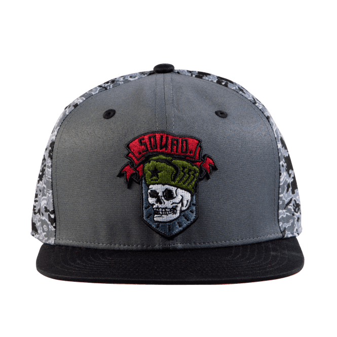 Call of Duty Cold War Squad Patch Snapback