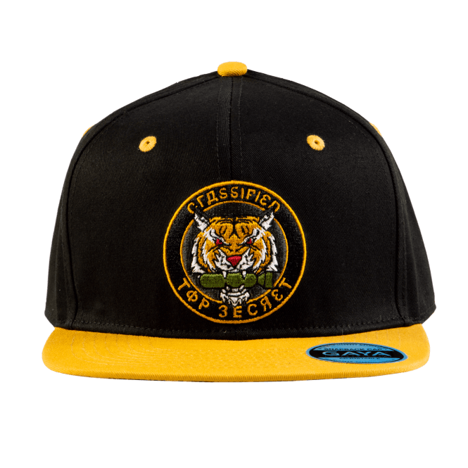 Call of Duty Cold War T-Sec Patch Snapback