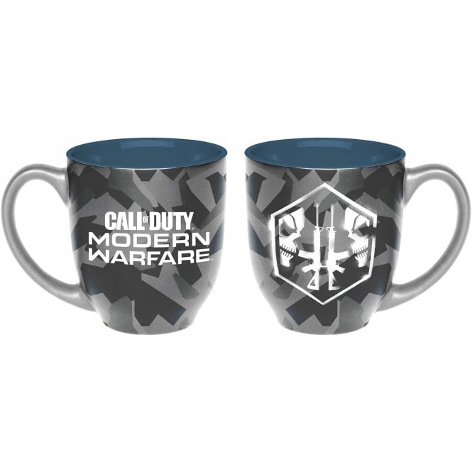 Call of Duty Modern Warfare Battle Two Color Mug