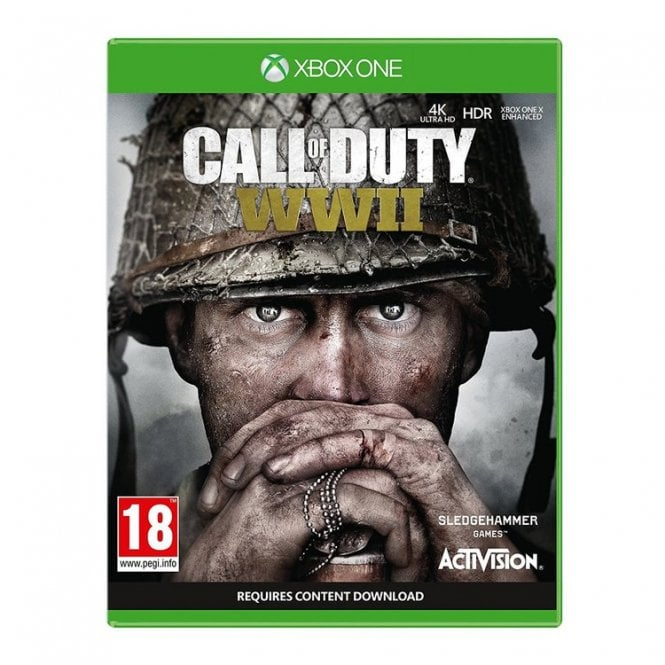 Call of Duty WWII Xbox