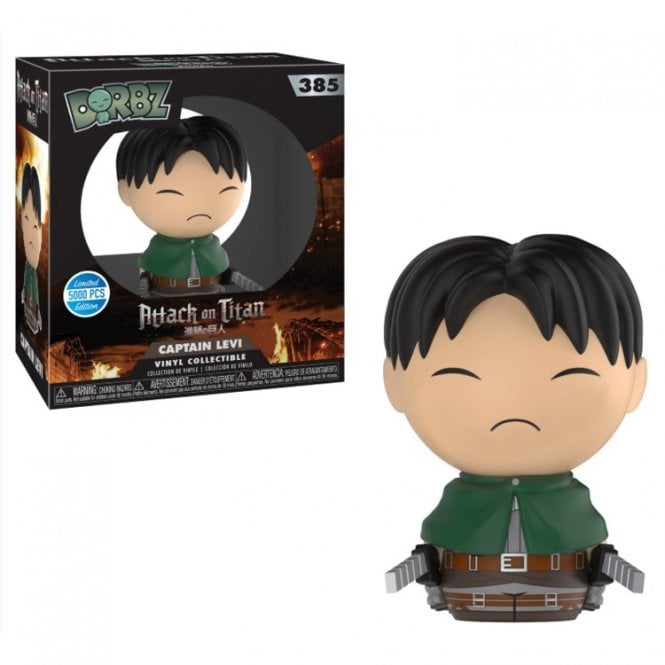 Captain Levi Dorbz