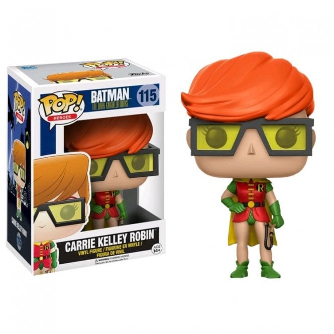 Carrie Kelley Robin Pop! Vinyl