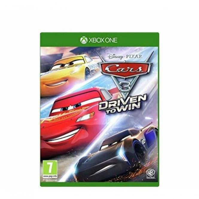Cars 3 Driven to Win Xbox