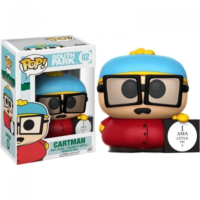 Cartman Piggy POP! Vinyl