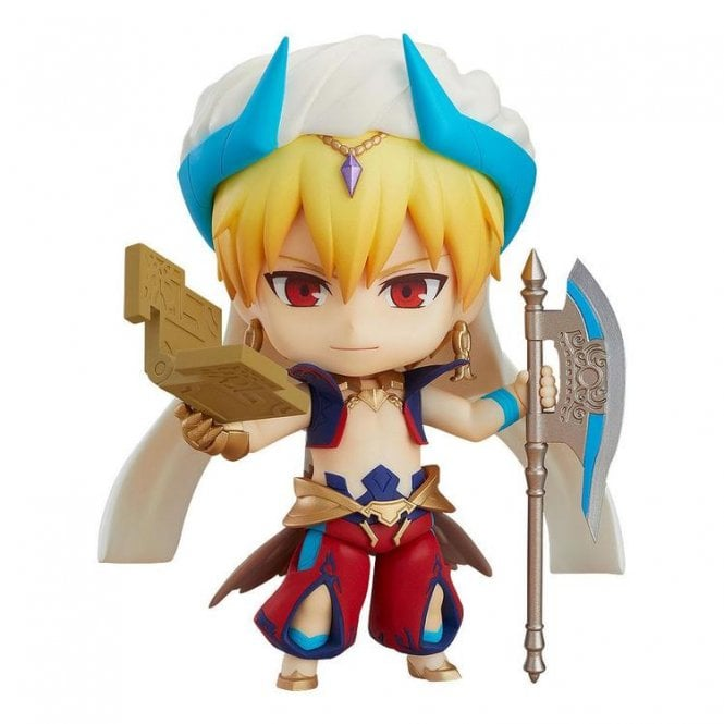 Caster/Gilgamesh Nendoroid Ascension Ver.