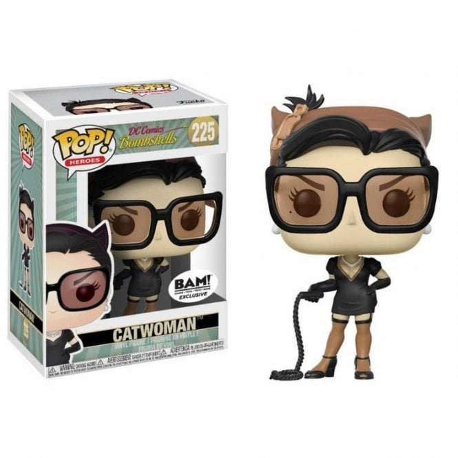 Catwoman Sepia Exclusive POP! Vinyl