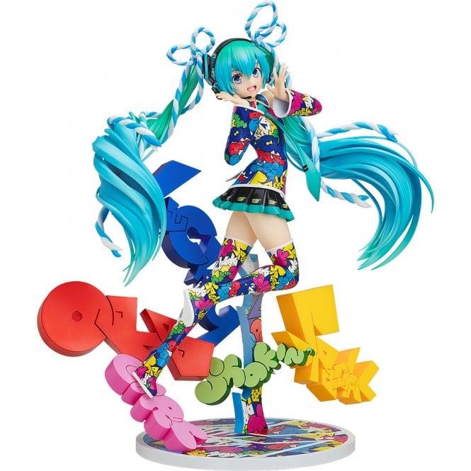 Character Vocal Series 01 Hatsune Miku 1/8 Scale MIKU EXPO 5th Anniversary Lucky Orb UTA X KASOKU Ver.