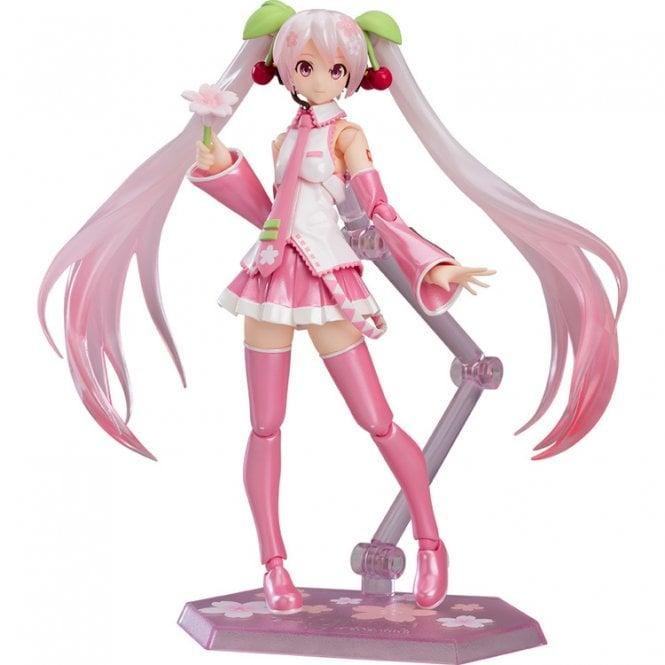Character Vocal Series 01 Hatsune Miku figma Sakura Miku