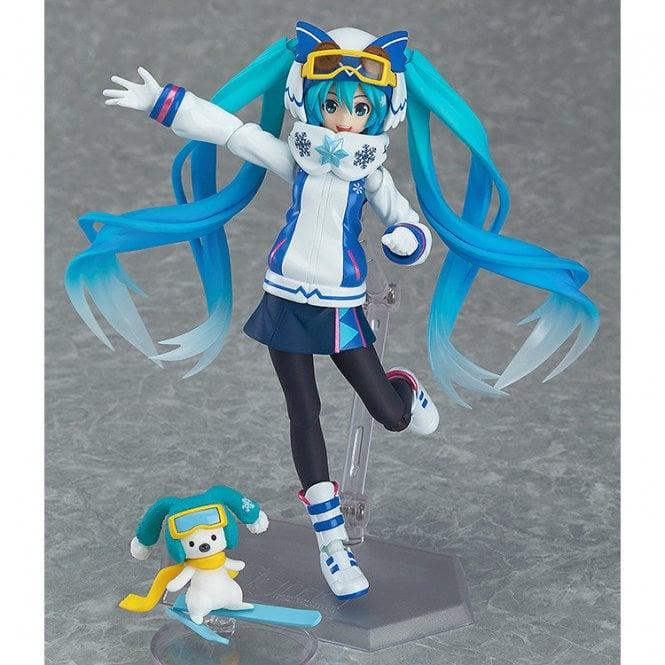 Character Vocal Series 01: Hatsune Miku figma Snow Miku Snow Owl ver.