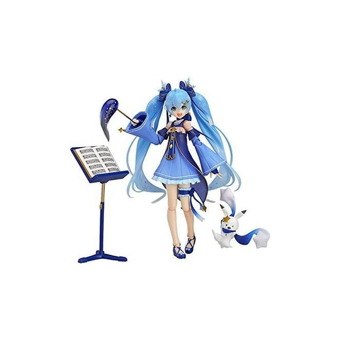 Character Vocal Series 01 Hatsune Miku figma Snow Miku Twinkle Snow ver.