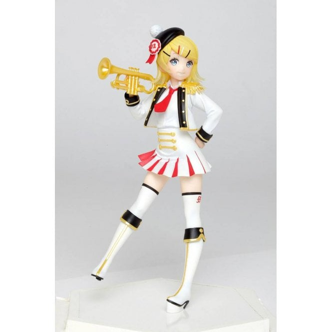 Character Vocal Series Taito Prize Kagamine Rin Winter Live Version