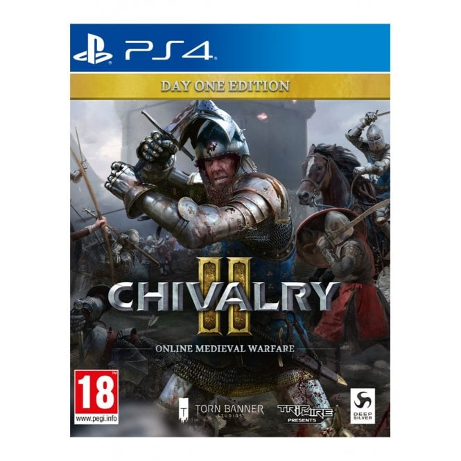 Chivalry II Day 1 Edition PS4