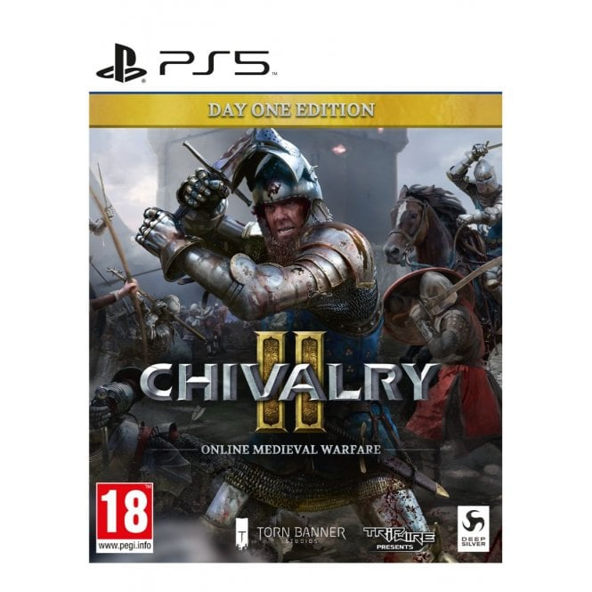 Chivalry II Day 1 Edition PS5