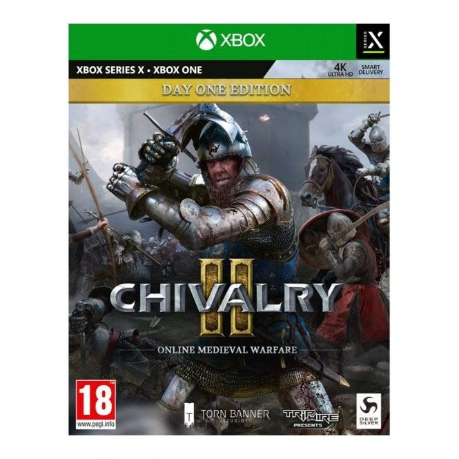 Chivalry II Day 1 Edition Xbox