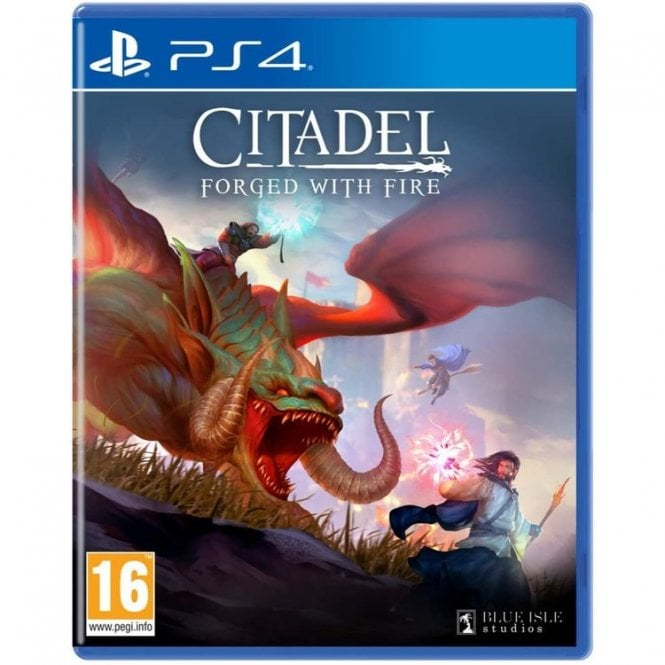Citadel Forged with Fire PS4