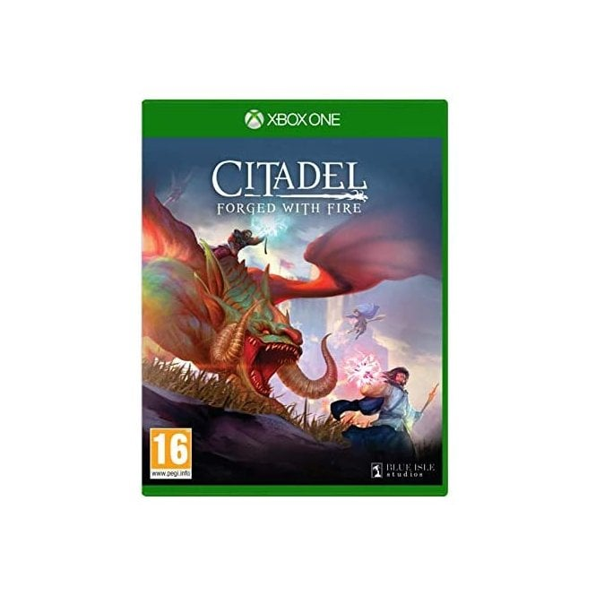 Citadel Forged with Fire Xbox