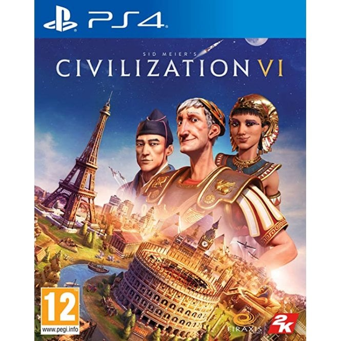 Civilization IV PS4