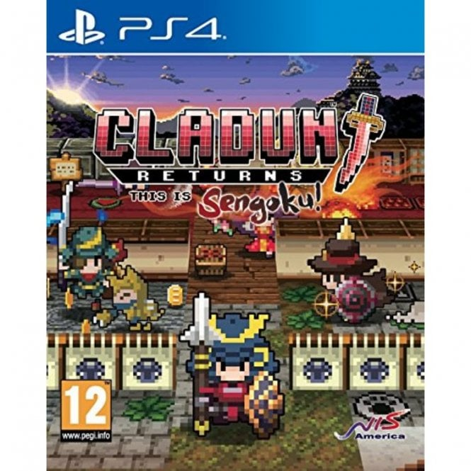Cladun Returns this is Sengoku PS4