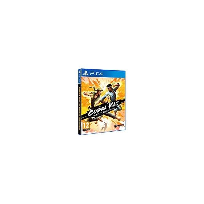 Cobra Kai The Karate Saga PS4