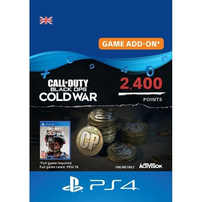 COD Black Ops Cold War 2400 Points