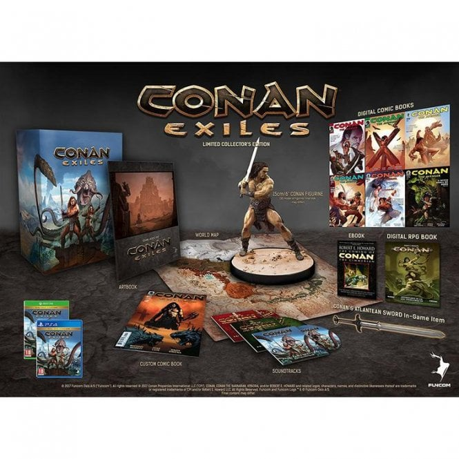 Conan Exiles Collectors Edition Xbox
