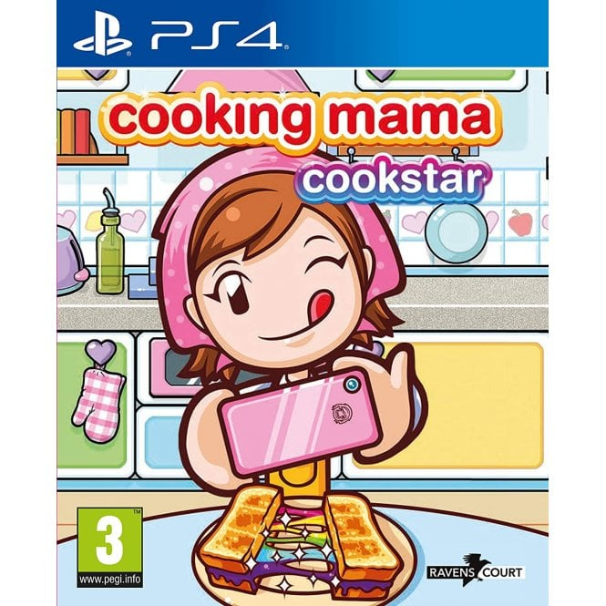 Cooking Mama: Cookstar PS4