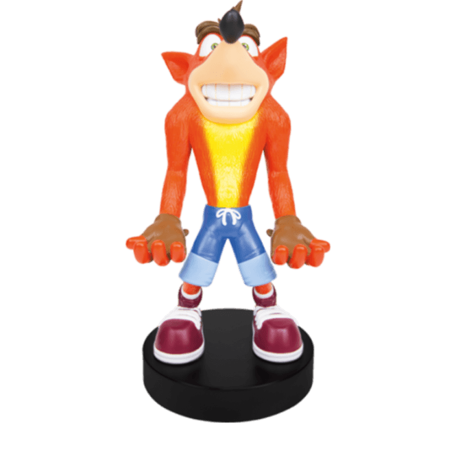 Crash Bandicoot XL Cable Guy