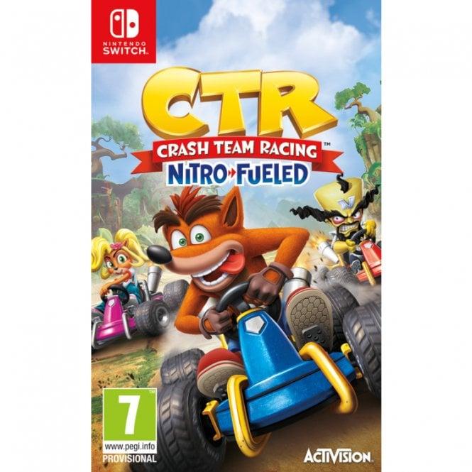 Crash Team Racing Nitro Fueled Switch