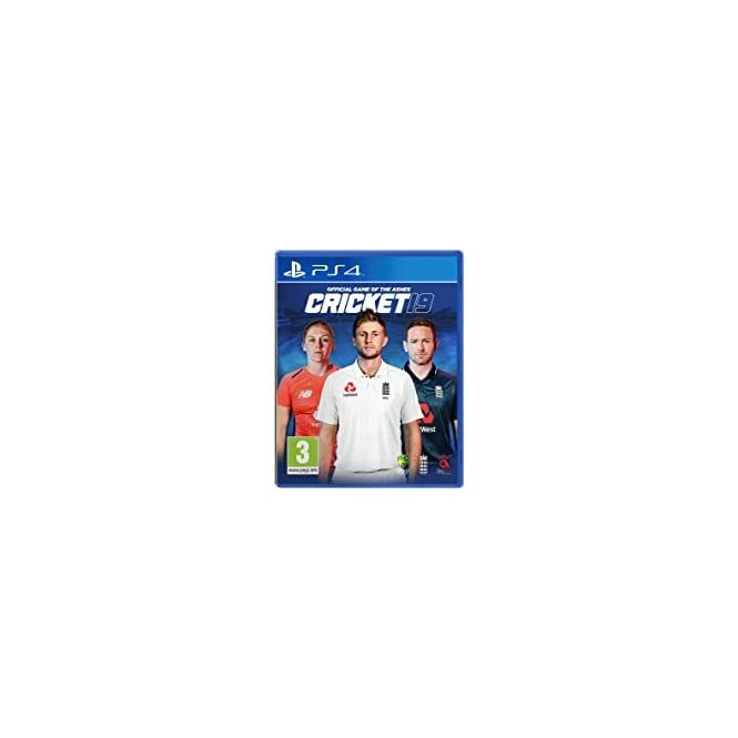 Cricket 19 - The Ashes PS4