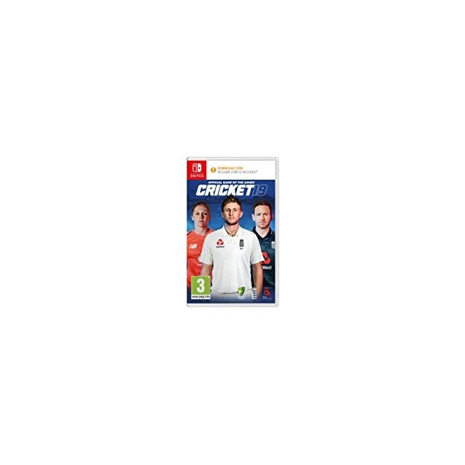 Cricket 19 - The Ashes Switch
