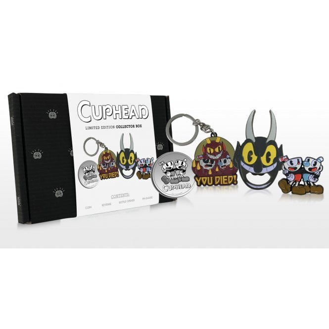 Cuphead Collector's Box