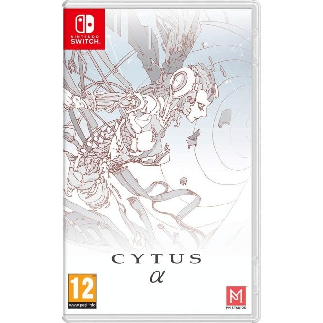 Cytus Alpha Collectors Edt Switch