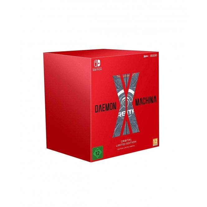 Daemon X Machina Orbital Limited Edition Switch