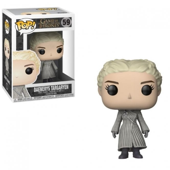 Daenerys White Coat POP! Vinyl