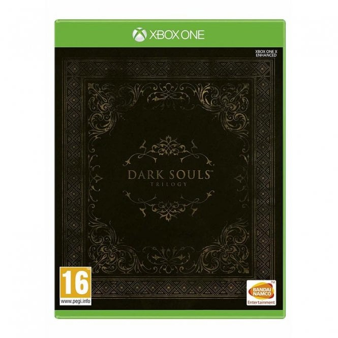 Dark Souls Trilogy Xbox
