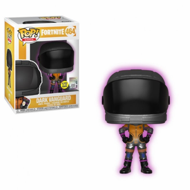 Dark Vanguard POP! Vinyl