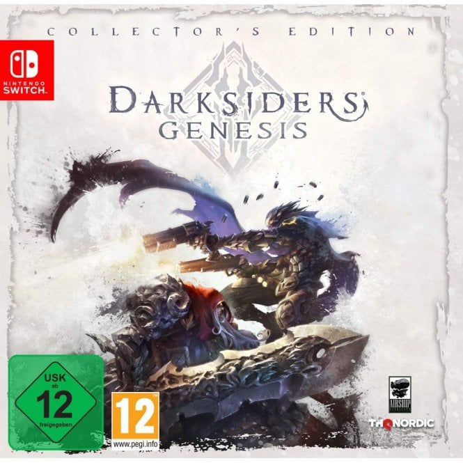 Darksiders Geneesis Collector's Edition Switch