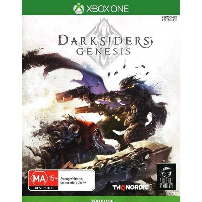 Darksiders Genesis Xbox