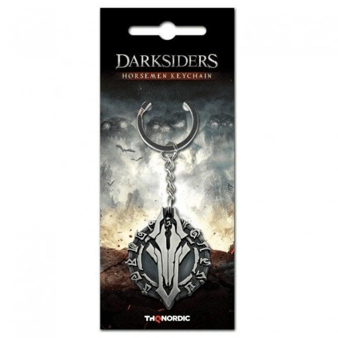 Darksiders Horseman Keyring