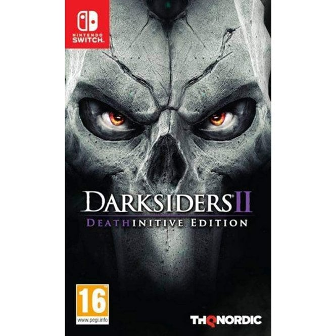 Darksiders II Deathinitive Edition Switch