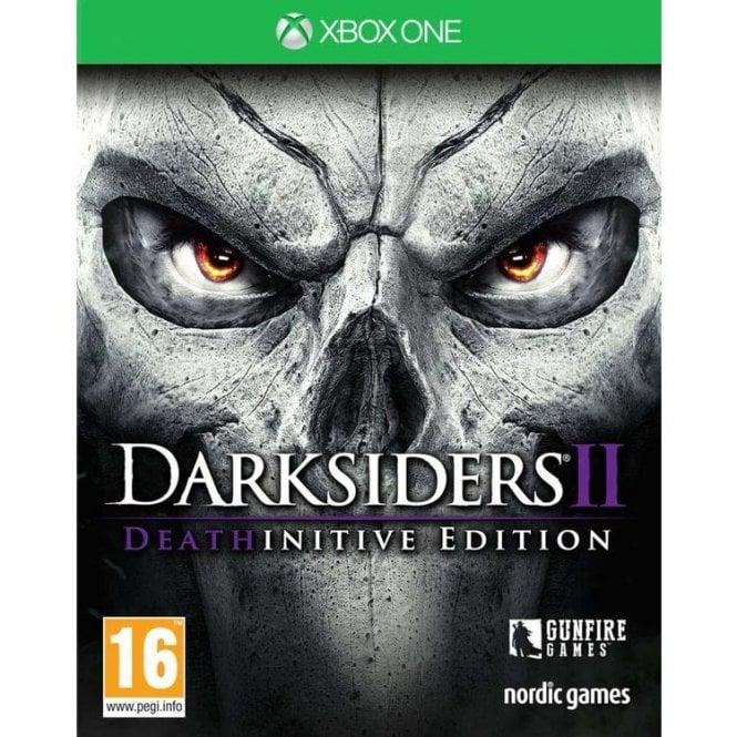 Darksiders II Deathinitive Edition Xbox