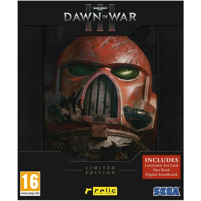 Dawn Of War 3 Limited Edition PC