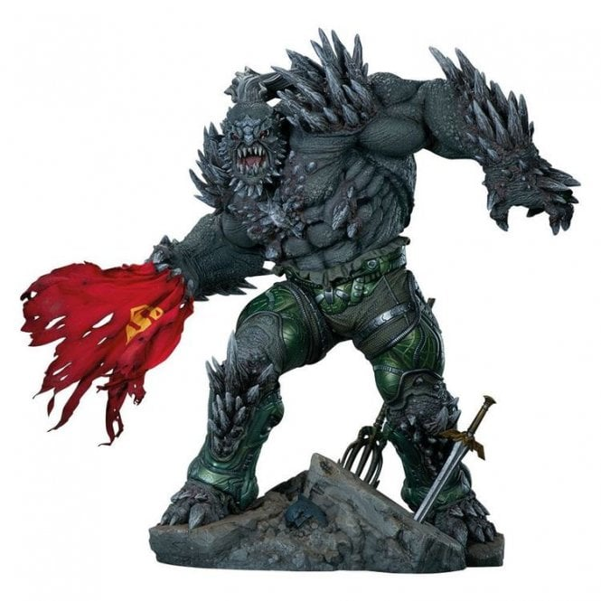 DC Comics Maquette Doomsday