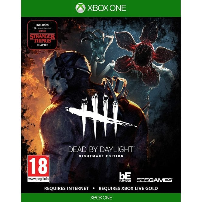 Dead By Daylight Nightmare Edition Xbox