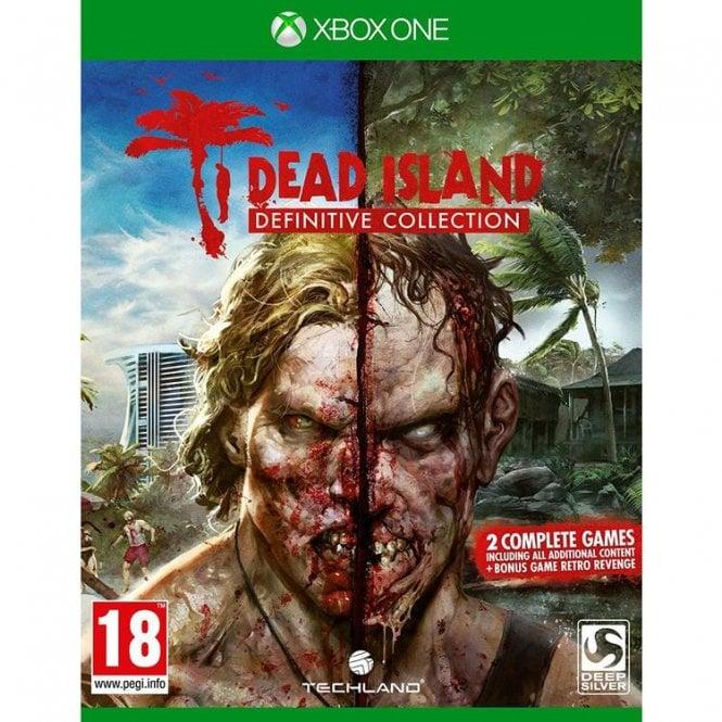 Dead Island Definitive Collection Xbox