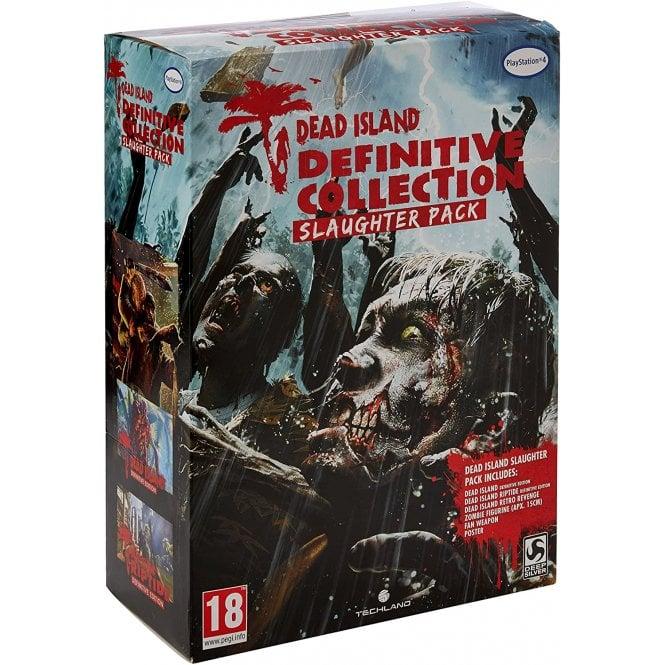 Dead Island Definitve Slaughter Pack PS4