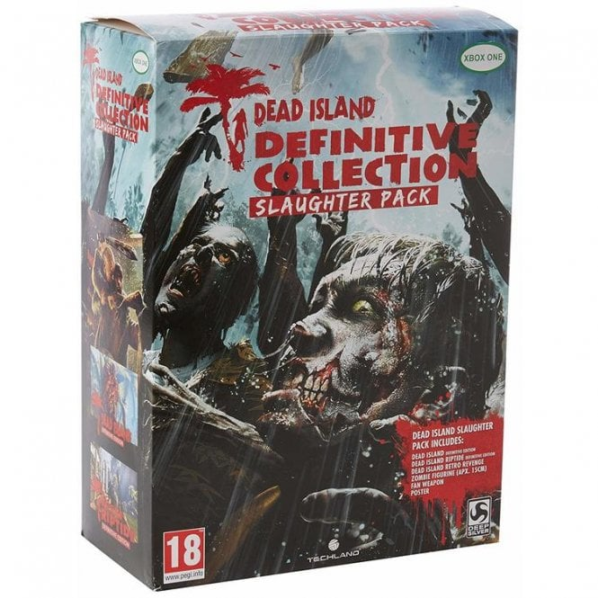 Dead Island Definitve Slaughter Pack Xbox One