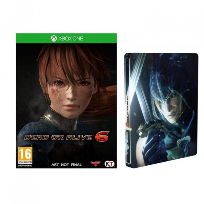 Dead or Alive 6 Steelbook Xbox