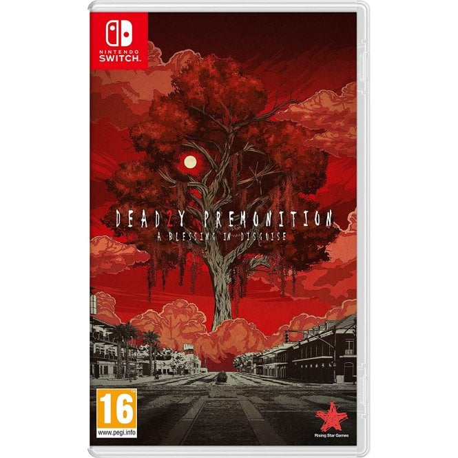Deadly Premonition 2 A Blessing in Disguise Switch