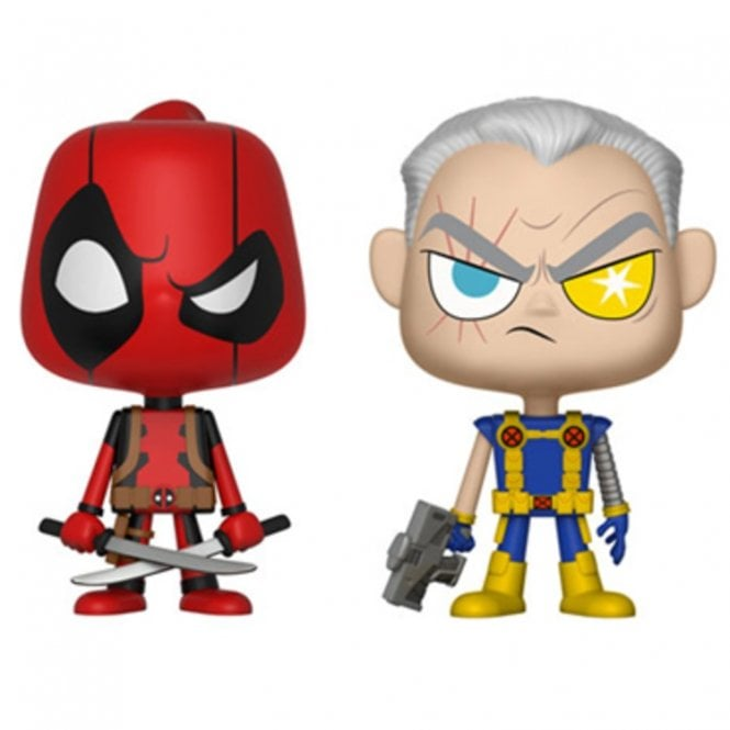 Deadpool & Cable Vynl